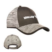VALLEY  STRUCTURED COMPRESSION FABRIC CAP