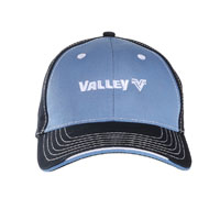 VALLEY CHINO TWILL TWO TONE CAP