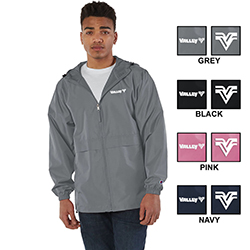 CHAMPION UNISEX FULL ZIP ANORAK JACKET