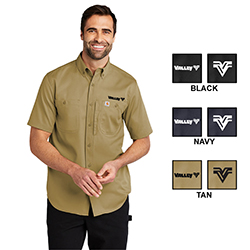 CARHARTT RUGGED  SHORT SLEEVE SHIRT
