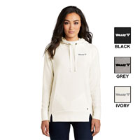 LADIES' OGIO PULLOVER FLEECE HOODIE